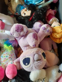 Dolls and Stuffed Animals for Sale in Inglewood,  CA