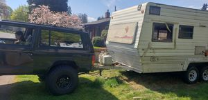1986 19ft skyline camper for Sale in Springfield, OR