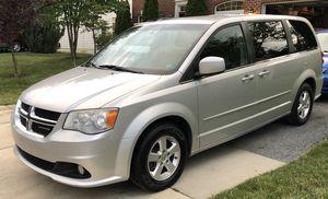 2012 Dodge caravan for Sale in Laurel, MD
