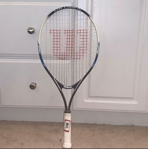 Wilson tennis racket for Sale in Bowie, MD