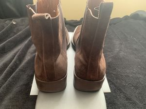 Gucci Chelsea brown suede boots. Size 7 for Sale in West Linn, OR