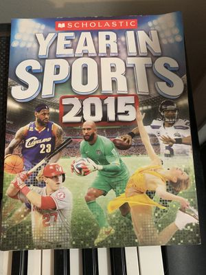 Year in sports 2015 for Sale in Gallatin, TN