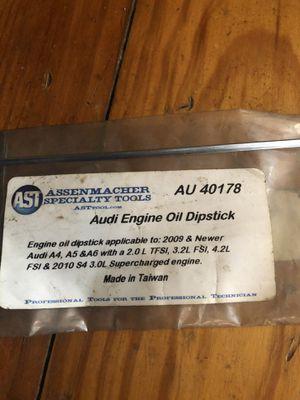 AST Audi engine oil dipstick AU-40178 for Sale in Austin, TX
