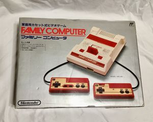 Nintendo Family Computer Japanese Import New in Box! for Sale in Burbank, CA