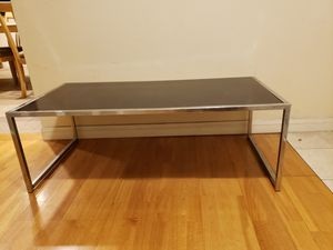 Coffee Table for sale, center table for sale, glass top table, metal frame table for Sale in El Cajon, CA