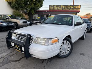 2009 Ford Crown Victoria Police Interceptor for Sale in San Diego, CA