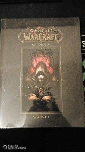World of Warcraft Chronicle Volume 1 for Sale in Fullerton, CA