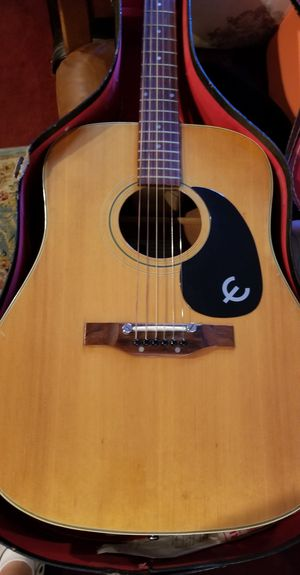 Giutar epiphone model ft-145 for Sale in San Ramon, CA