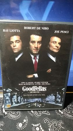 Goodfellas DVD for Sale in Tracy,  CA