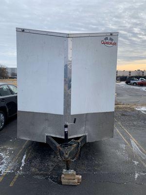 2019 cargo mate 7x16 enclosed trailer for Sale in Carol Stream, IL