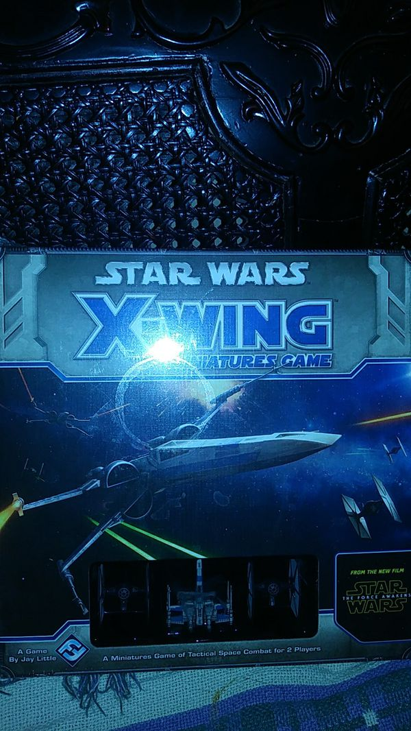 Star Wars X-Wing Game by Disney