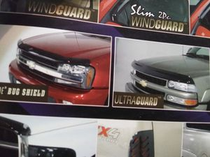 Ultraguard bugshield smoke nissan pick up 1986-1997 -pathfinder 1986, 5 - 1995 wade brand for Sale in Phoenix, AZ