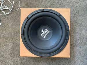 "Polk audio 8"" subwoofer for Sale in Escondido, CA"