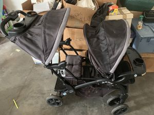Baby Trend Sit and Stand Double Stroller ***See Full Description and Check all items I have for sale for Sale in Altamonte Springs, FL