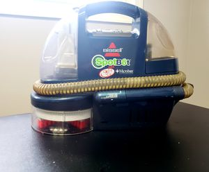 Bissell spotbot pet for Sale in Alexandria, VA