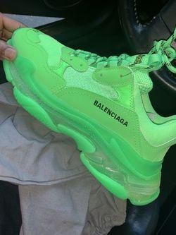 Green Balenciagas for Sale in Atlanta,  GA