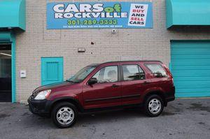 2006 Honda CR-V for Sale in Rockville, MD