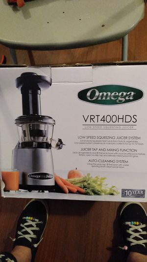 Omega juicer system for Sale in Hermon, ME
