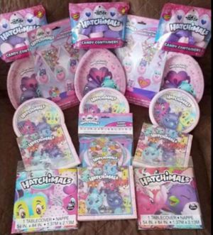 Hatchimals Party Supplies for Sale in Las Vegas, NV