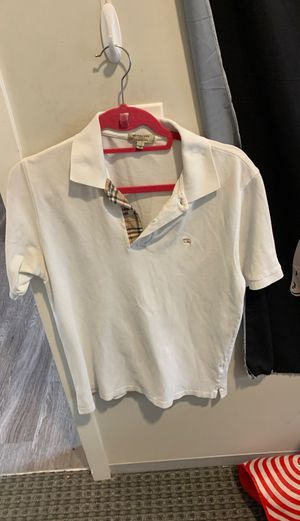 Burberry Mens Polo for Sale in Columbus, OH