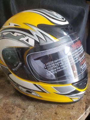 New motorcycle helmet M for Sale in St. Petersburg, FL