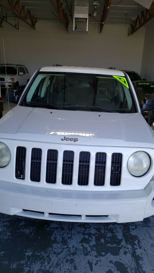 2009 Jeep patriot for Sale in Las Vegas, NV
