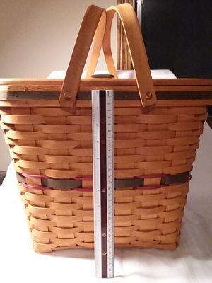 1995 Longaberger Hostess Evergreen Basket Combo for Sale in Brunswick, OH