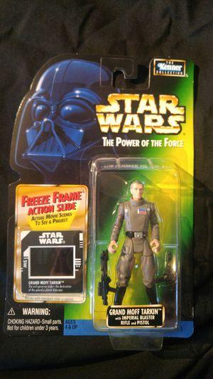 Star Wars Action Figure - Grand Moff Tarkin for Sale in Salt Lake City, UT