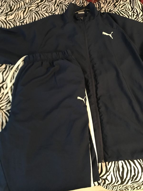 ab337a838580 Men Puma Sweat suit size 2XL top   bottom  25 for Sale in ...