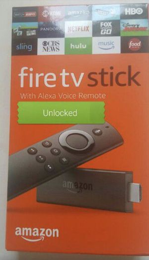 Amazon Fire TV Stick for Sale in Greensboro, NC
