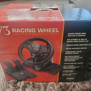 V3 Racing Wheel for Nintendo 64 and Playstation 2 for Sale in Bothell, WA