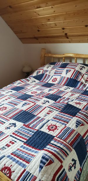 Nautical bed spread/comforter for Sale in Naperville, IL