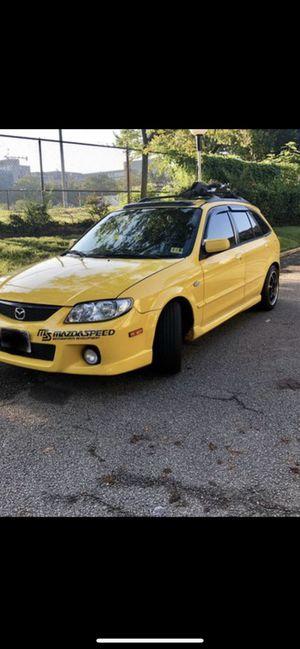 2003 Mazda Mazdaspeed Protege for Sale in Herndon, VA