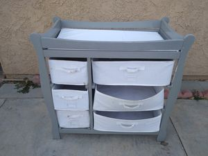 Baby Changing table for Sale in Palmdale, CA