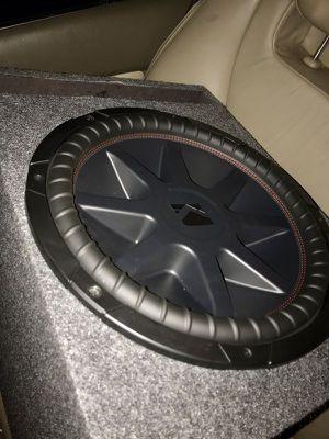 15 KICKER VR for Sale in Ceres, CA