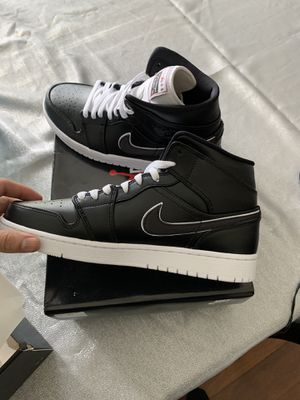 Air Jordan 1 Mid Maybe I Destroyed the Game for Sale in Modesto, CA