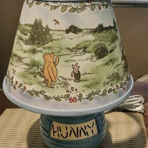 Winnie The Pooh Lamp for Sale in Damascus, MD