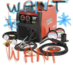 Want welder Lincoln 180 HD for Sale in Vancouver, WA