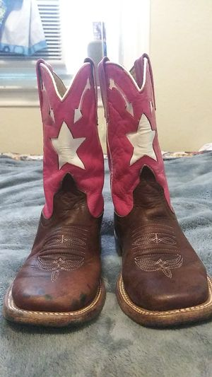 Girl's size 13 ANDERSON BEAN boots for Sale in Corpus Christi, TX
