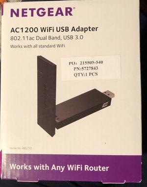 NEW IN BOX Netgear WiFi USB Adapter for Sale in Gulf Breeze, FL