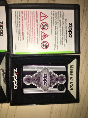 Zippo collectibles for Sale in Los Angeles, CA