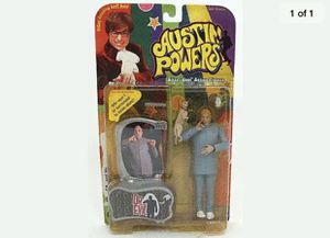 Austin powers Dr.Evil Action Figure Collection for Sale in Malden, MA