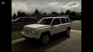 2014 Jeep Patriot limited for Sale in Vacaville, CA