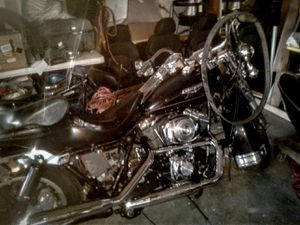 02 Road King Harley Davidson for Sale in Bassett, CA