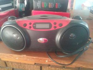 Cd player/radio for Sale in Pueblo, CO