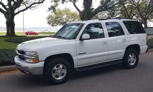 2002 Chevy Tahoe LT 4WD for Sale in Tampa, FL