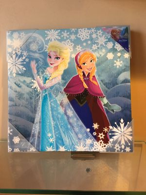 * NEW * frozen canvas wall art for Sale in Pelham, NH