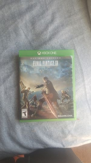 Final Fantasy 15 for Sale in Maple Valley, WA