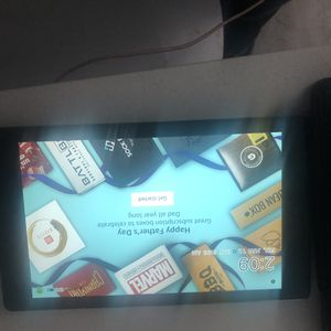 Amazon Fire tablet8 hd for sale $70.00 available for pick up or shipping... Kim P. for Sale in Parker, CO