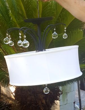 decorative light fixture for Sale in North Charleston, SC